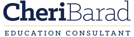 Cheri Barad Education Consultant / Counselor Retina Logo